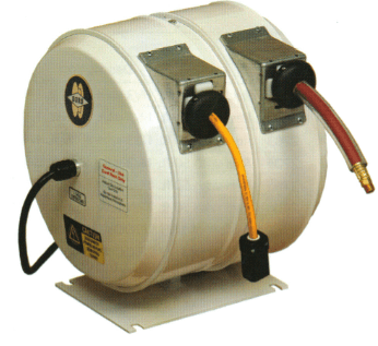 Combination Reel Manufacturer Hosereels Amp Electric Air