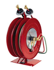 Welding Reel Manufacturer Single Amp Double Retractable