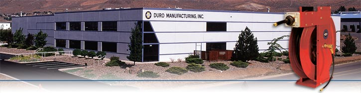 Duro Manufacturing warehouse